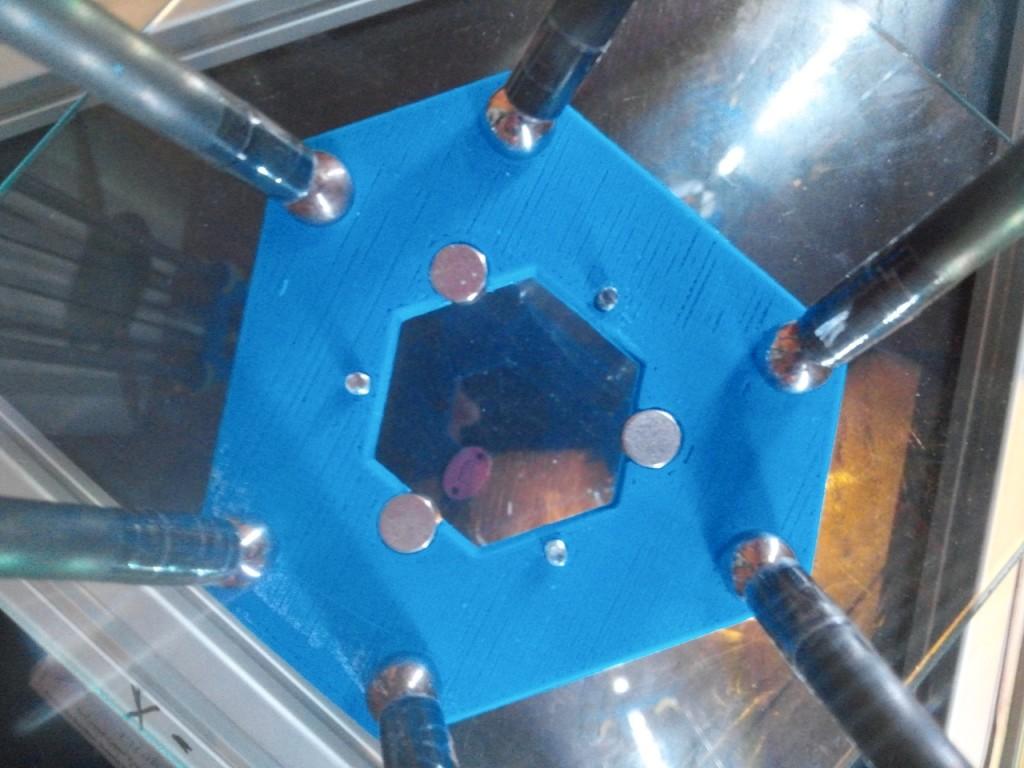 Delta magnet joint end-effector