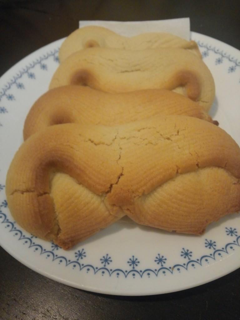 printed cookies experiments
