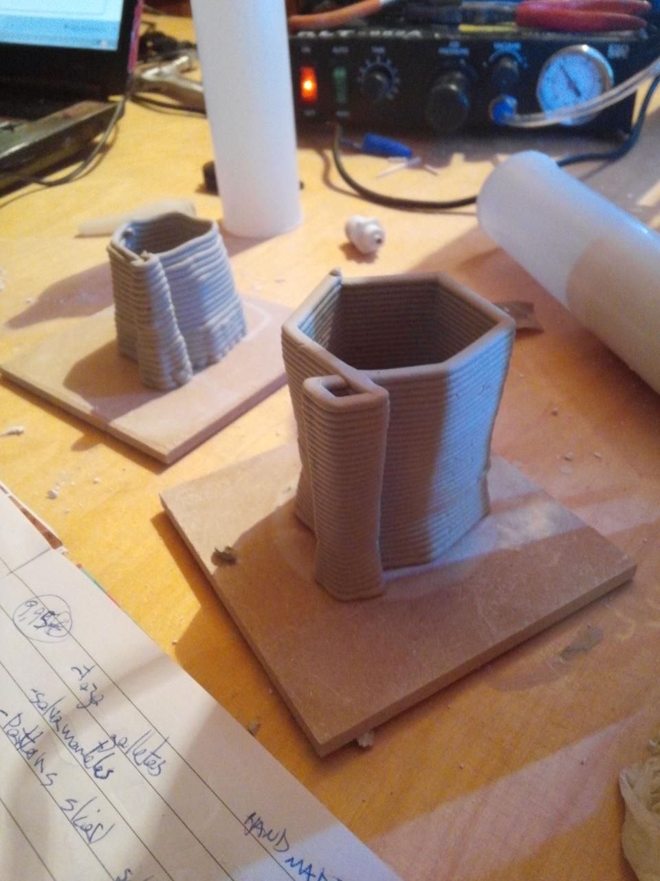 3d printed cup test
