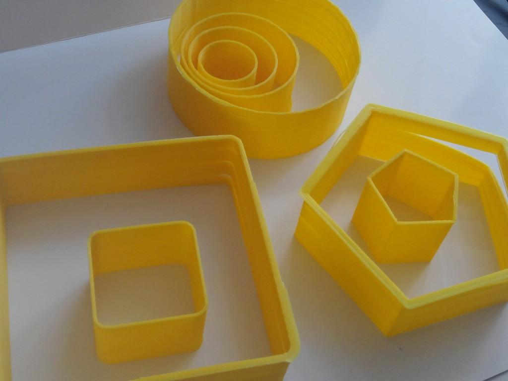 3d printed doughnut cutter