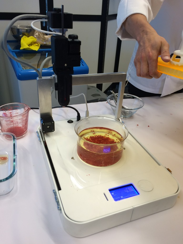 ByFlow printing agar agra caviar
