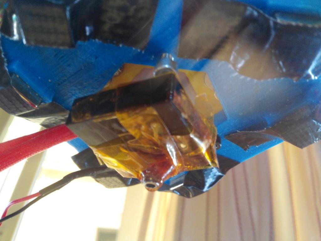 heating block nozzle
