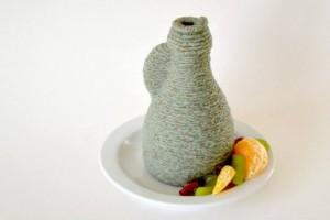 VormVrij Marzipan empty vase