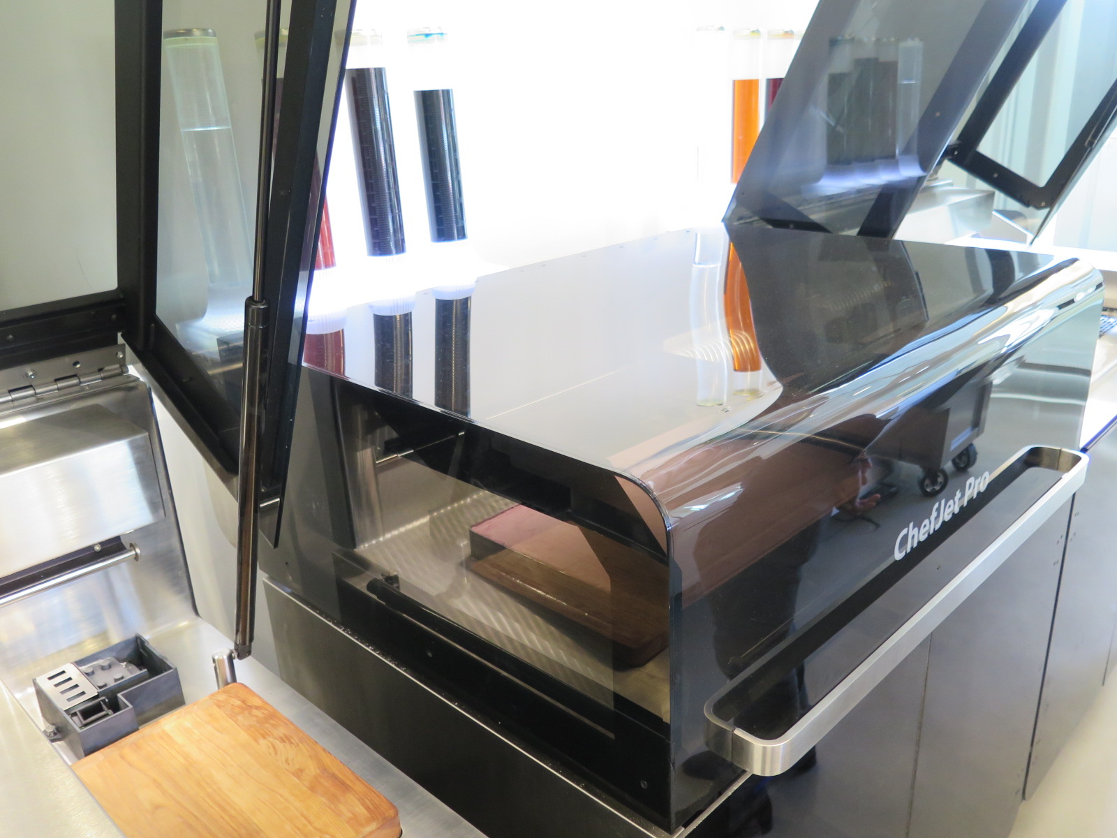 3D Food Printing Roadtrip: Inside 3DS Culinary Lab