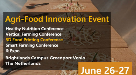 3d food printing conference 2019