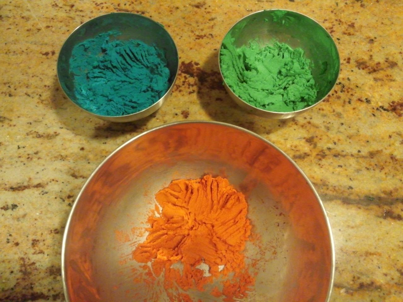 Hummus colors