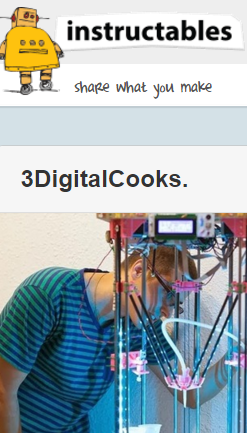 3digitalcooks instructables